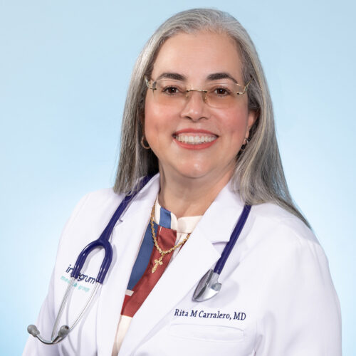 Rita Carralero, M.D.